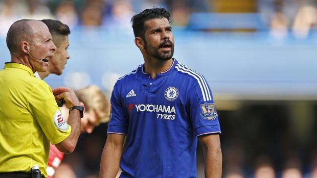 Fútbol:  Costa es jugador del Chelsea y debe volver a los entrenamientos
