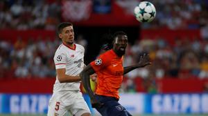 Sufrida clasificación del Sevilla