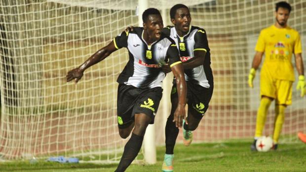 El Cartagena, de Segunda B, uno de los clubes que empieza su participación en la Copa