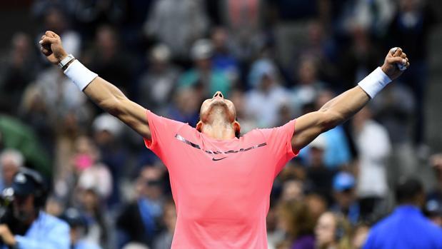 US Open: El mejor Nadal pasa a cuartos de final