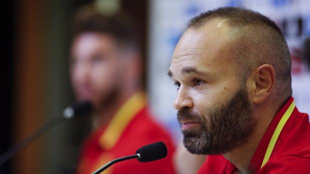 Andrés Iniesta dejará el Barcelona