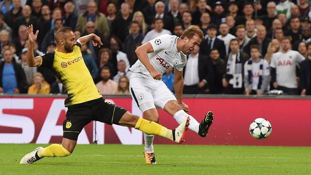 Kane y Son desarman al Dortmund