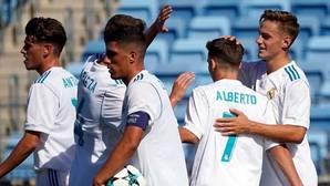 El Madrid golea 10-0 al APOEL