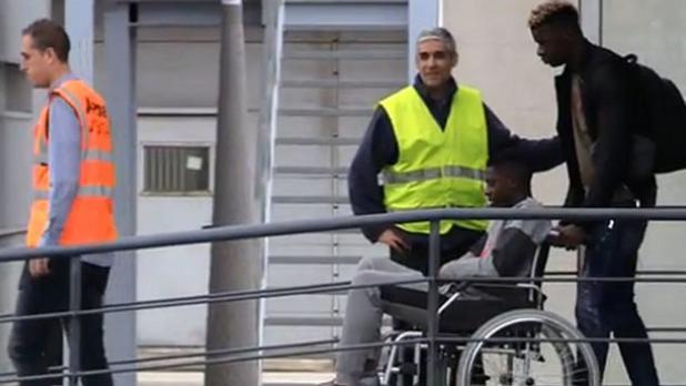 Demb l se marcha a finlandia en silla de ruedas - Deportes en silla de ruedas ...