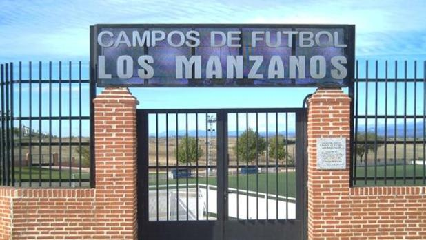 Campos municipales de Los Manzanos, donde se jugará el Navalcarnero-Castilla