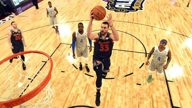 El All Star de la NBA no tendrá más el duelo Este vs Oeste