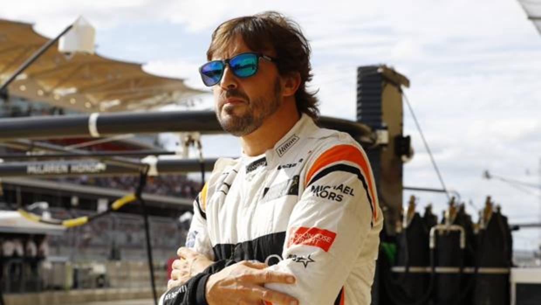 Fernando Alonso correrá con Toyota las 24 Horas de Le Mans en 2018