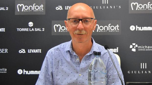 Frank Castelló ha sido destituido como entrenador del Castellón