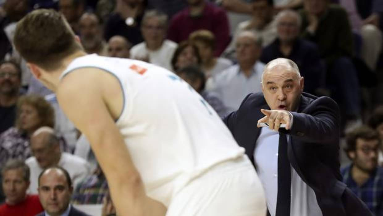Baskonia-Real Madrid en directo