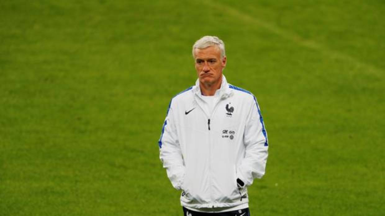 Amenaza terrorista para Deschamps