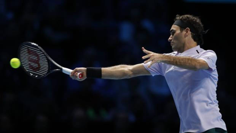 Federer-Zverev en directo