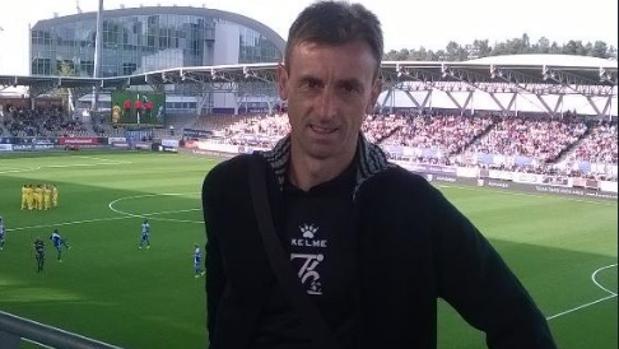 Santi Castillejo, máximo goleador en la historia de Segunda B, es el actual entrenador del Ascó