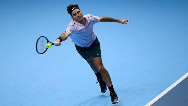 Federer-Goffin en directo