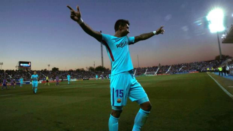 Paulinho vuelve a marcar y presenta números de la BBC