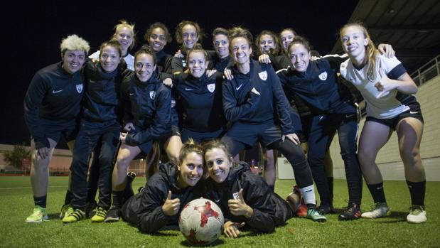 El Madrid CFF, un equipo pensado solo para ellas