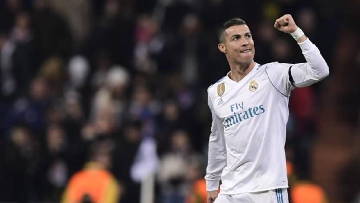 Cristiano se iguala con Messi