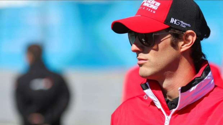 Senna compartirá equipo con Alonso en Daytona