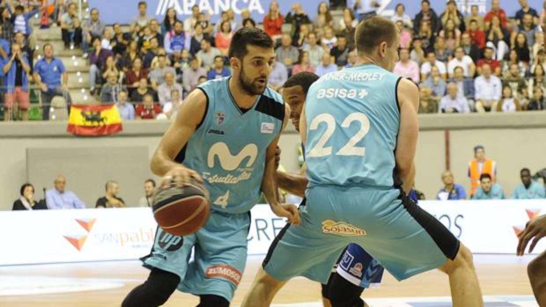 Estudiantes-Valencia Basket en directo