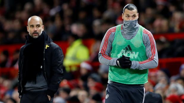 Ibrahimovic: «Guardiola no es mala persona, pero sí la más inmadura que me he cruzado»