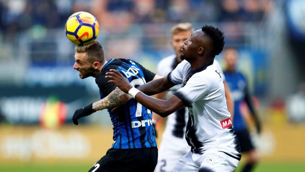Inter-Udinese en directo