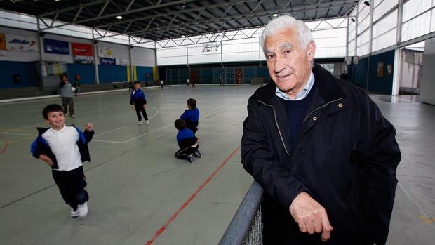 Arsenio Iglesias, en una imagen de 2014