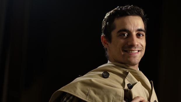 Javier Fernández posa para ABC