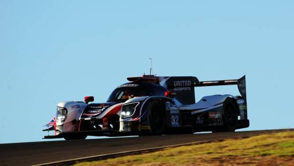 Comienza la aventura de Alonso en Daytona