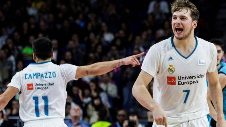 Baskonia-Real Madrid en directo