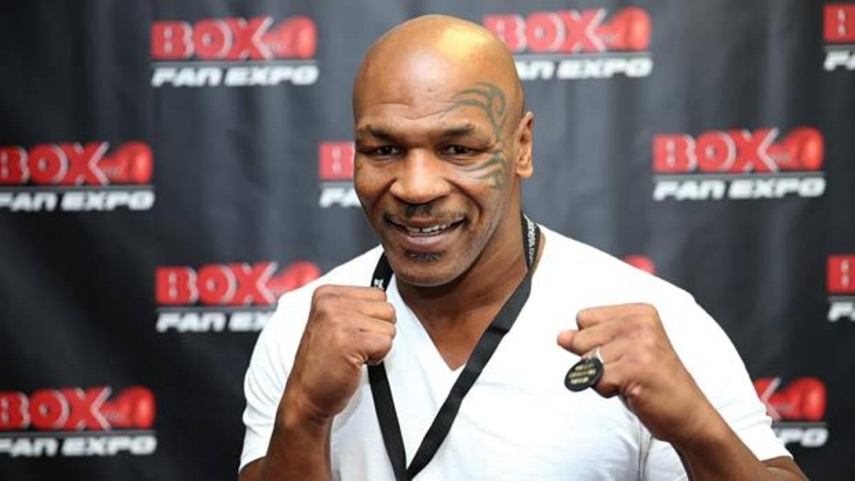 Mike Tyson se mete en el negocio de la marihuana terapéutica
