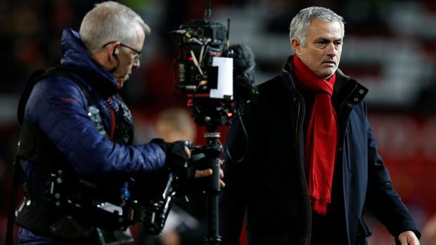 Mourinho, tras un partido