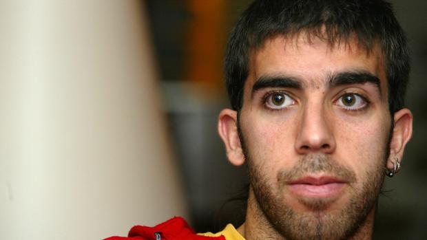 Oleguer Presas en una imagen de cuando militaba en el Barcelona