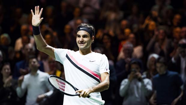 La semana perfecta de Roger Federer