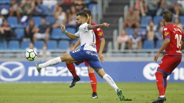 El Numancia reacciona a tiempo para ganar al Tenerife