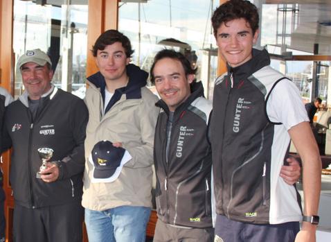 «Patakín» y «Bribón» ganadores de las Series de Invierno de Barcelona