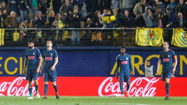 8bf1a692da712 Resultado Villarreal -Atlético  El Atlético se despide de la Liga