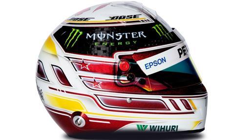 Resultado de imagen de Cascos pilotos Fórmula 1 2019