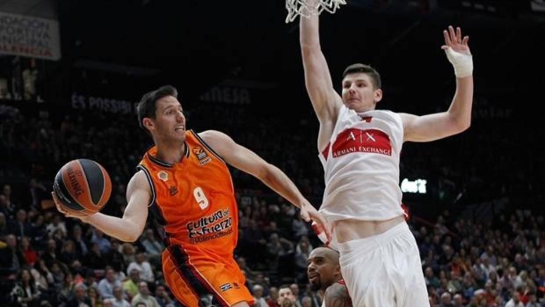Olimpia Milán-Valencia Basket en directo