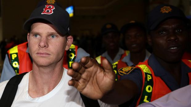 Steve Smith, ya excapitán del equipo australiano
