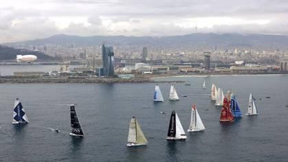 Suspenden la Barcelona World Race 2019 por la crisis política