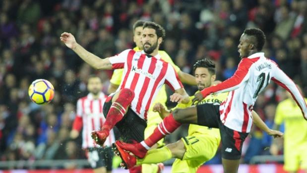 El Athletic gana con solvencia a un desconcertado Villarreal (1-3) db31d3e253ca6