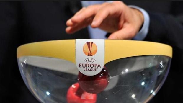 El sorteo de las semifinales de la Europa League se celebra en Nyon (Suiza)