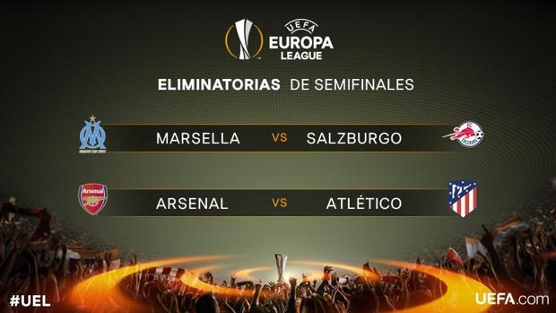 Resultado de imagen para europa league