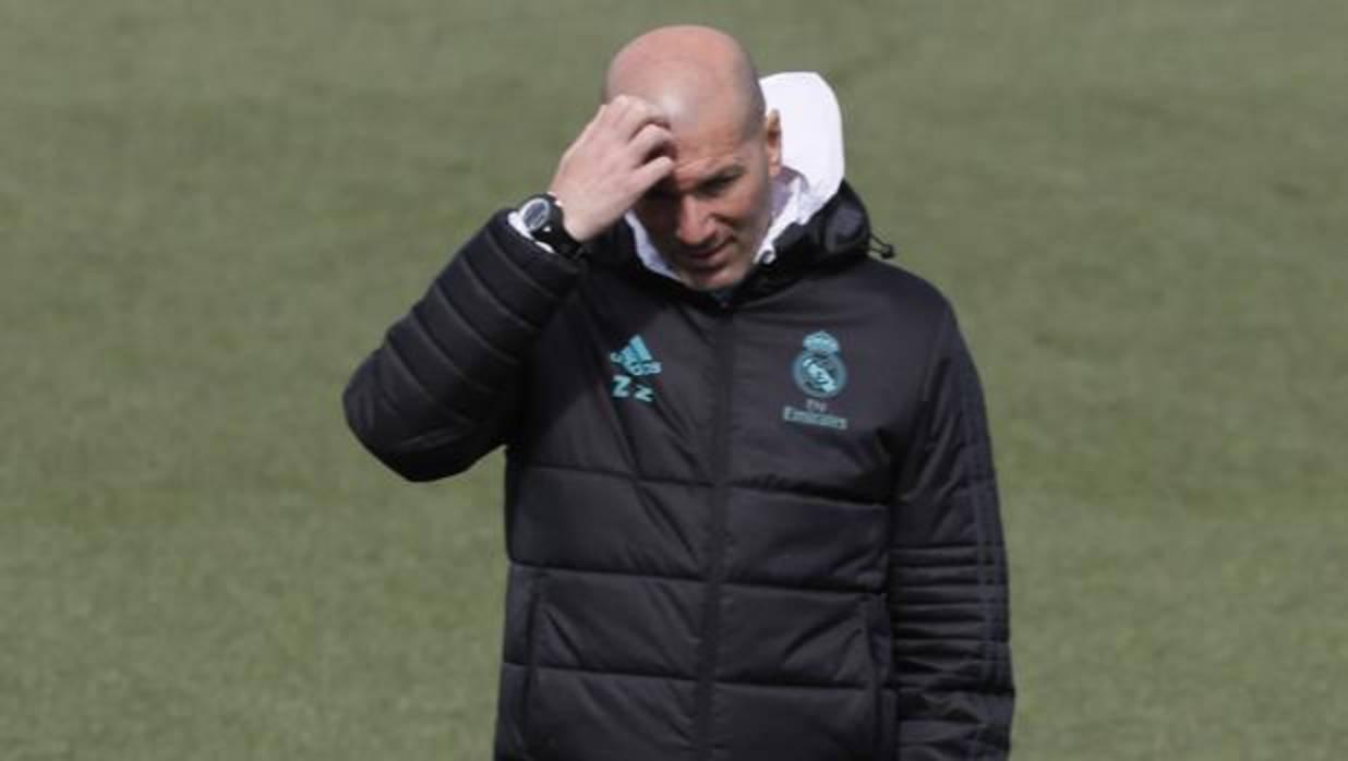 La convocatoria más prudente de Zidane
