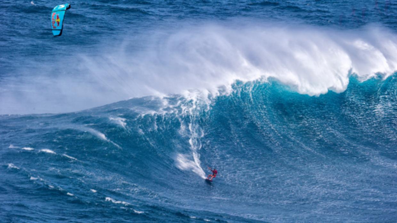 Gisela Pulido se lanza al Big Wave Challenge para surfear las olas más grandes del mundo
