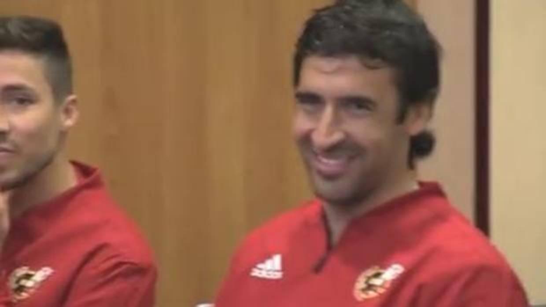 Raúl, rumbo al banquillo