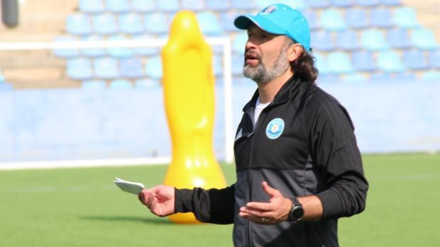 Rufete, nuevo entrenador del UD Ibiza