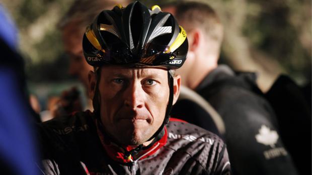 Lance Armstrong, en una imagen de archivo