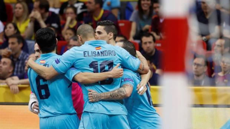 El Inter Movistar defenderá el título tras una emocionante victoria ante el Barcelona