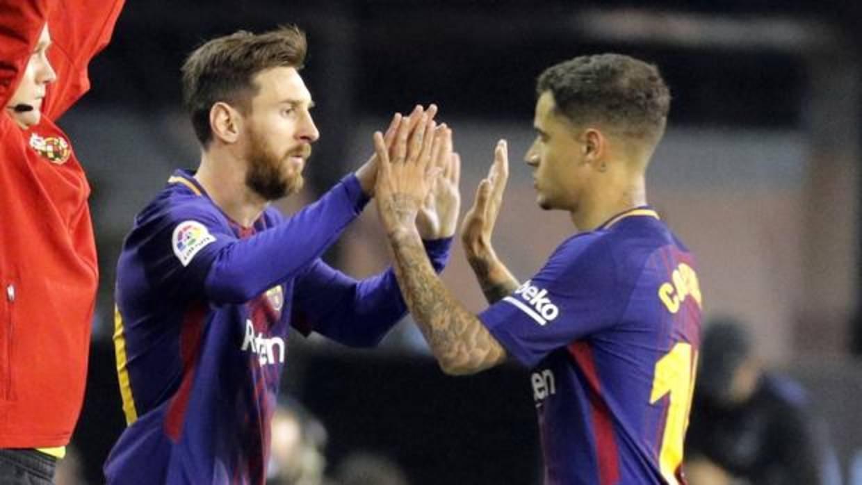 Sin sorpresas en la alineación del Barcelona
