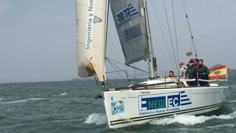 «Olimpia», «Enewtec» y «Resaca» se hacen con el triunfo en la quinta prueba del Circuito Mar Menor